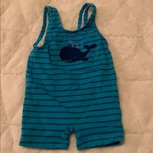 Le Top baby boy bathing size 3 months - worn 1x!